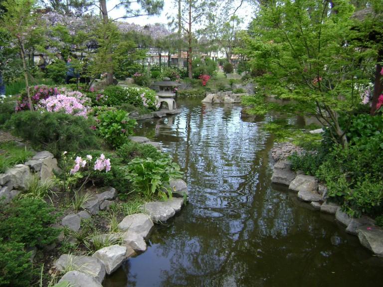 Jard n japon s for Jardin japones de santiago