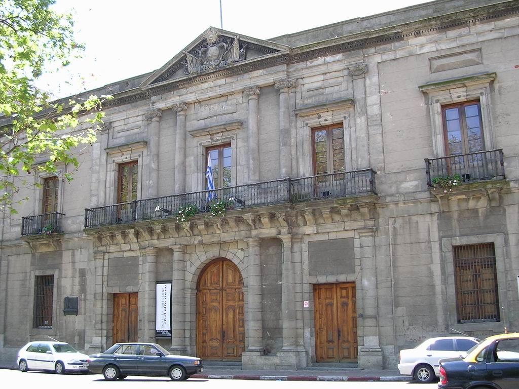 Cabildo de montevideo for Mueblerias por calle rivera montevideo